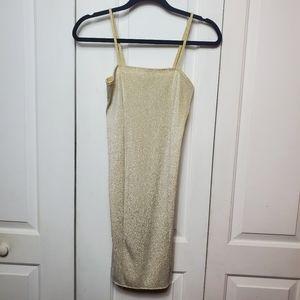 Forever 21 Glitter Dress